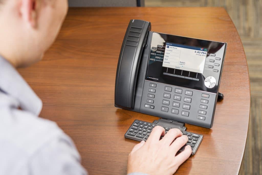 poste téléphonique